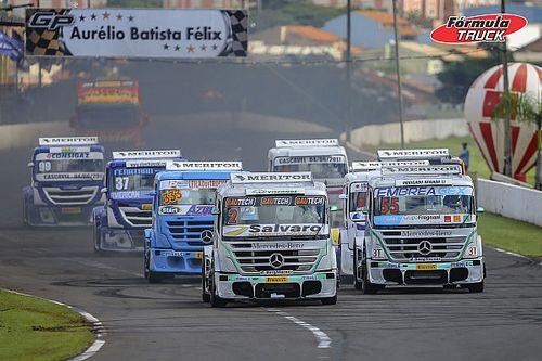 CBA rescinde contrato com Fórmula Truck