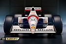 Sim racing VIDEO: coches clásicos que incluirá el F1 2017