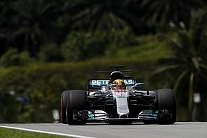 Fórmula 1 Relato de classificação Vettel é último e Hamilton crava pole 70 na carreira