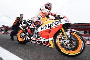 """MotoGP Noticias de última hora Márquez: """"Siento menos presión que el año pasado"""""""