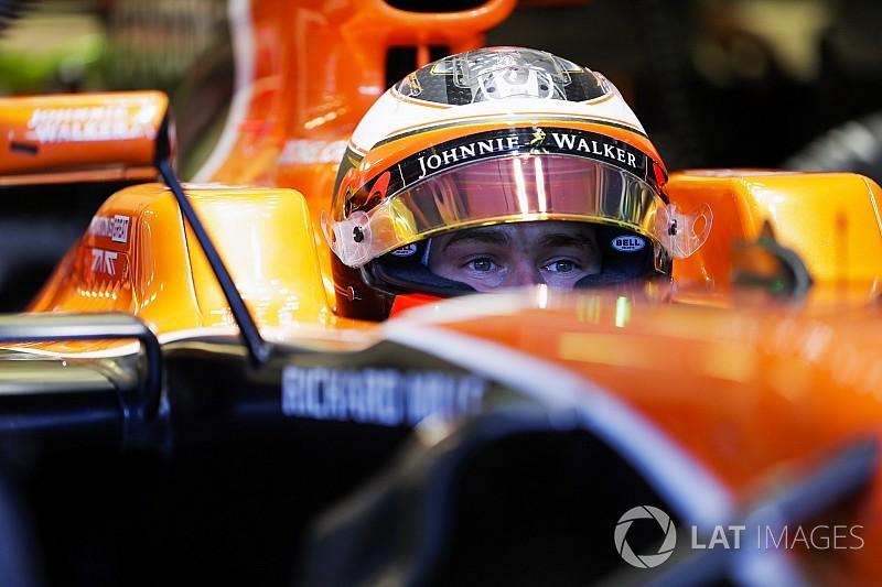 McLaren konfirmasi Vandoorne untuk F1 2018