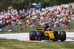 Formula 1 Breaking news Hulkenberg: Strong 2017 form helped by regulation changes