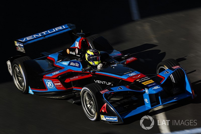 Dillmann to replace Mortara for Berlin ePrix