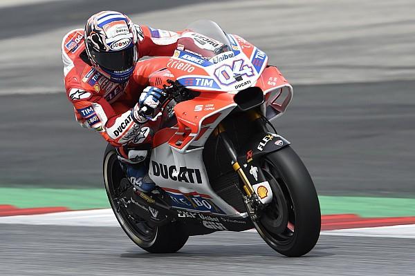 Dovizioso: Ducati'nin hâlâ gelişmesi gerekiyor