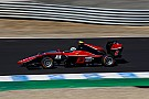 Jerez GP3: Fukuzumi wins, Russell beats Aitken to second
