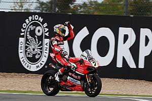 WSBK Résumé de course Course 2 - Davies sauve l'honneur devant les deux Yamaha !