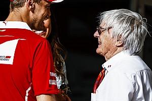 Ecclestone: Hamilton 2017'de Vettel'i yenecek