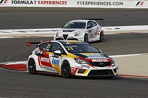 TCR Ultime notizie Meccanici DG Sport al lavoro sulla frizione della Opel di Corthals