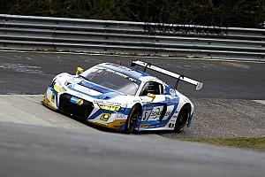 Langstrecke Rennbericht Phoenix-Audi gewinnt dramatisches 24h-Qualifikationsrennen 2017