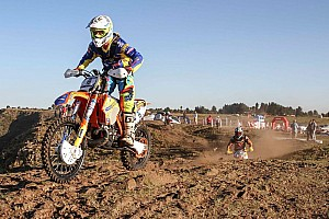 Enduro Leg report Swanepoel beats Jarvis on first day of Roof of Africa