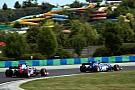 Formel 1 2017 in Budapest: Die Startaufstellung in Bildern