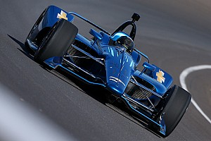 IndyCar Noticias IndyCar ha puesto los nuevos coches 2018 en pista