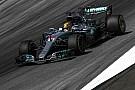 【F1】ハミルトン「今年初めて、初日から良いペース発揮できた」