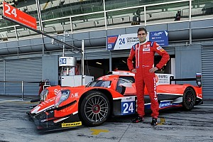 WEC Breaking news Petrov confirmed for Manor WEC drive
