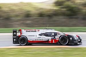 WEC Reporte de pruebas Porsche lidera la primera sesión del Prólogo del WEC