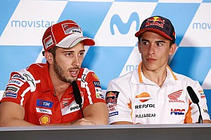 MotoGP Preview Dovizioso prêt à repartir à zéro dans la course au titre