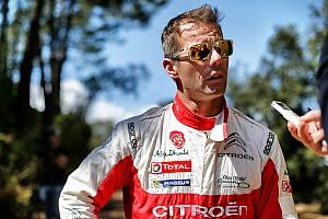 WRC Breaking news Loeb