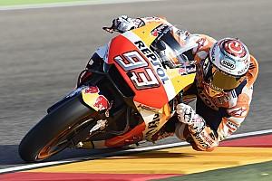 MotoGP Résumé d'essais libres Warm-up - Márquez retrouve la place de leader