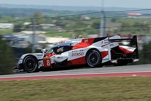 WEC News Toyota: Chancen auf den Titel in der WEC-Saison 2017 sehr gering