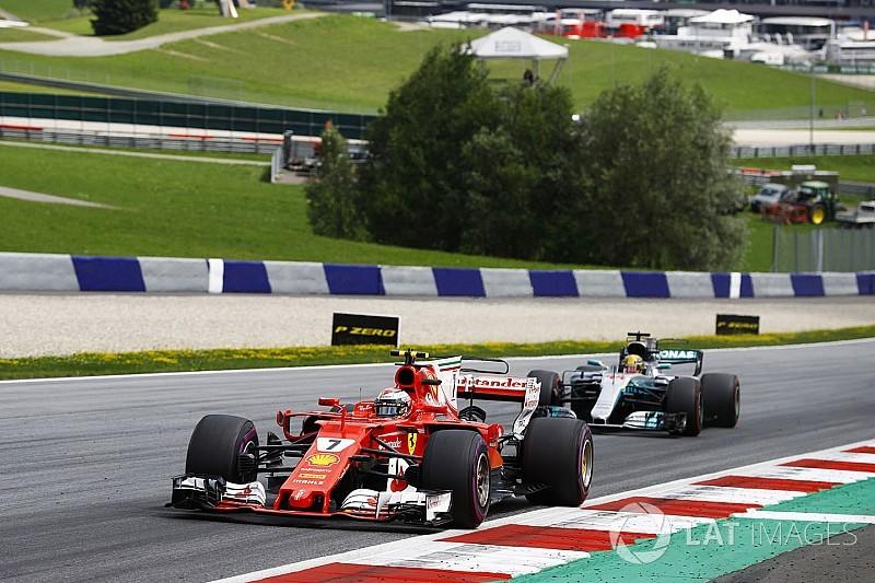 GP da Áustria confirma uso de terceira zona de DRS