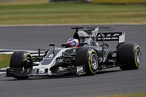 "Formula 1 Breaking news Angry Grosjean ""completely blocked"" by Hamilton in Q3"