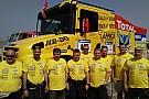 Cross-Country Rally A kategória 5. helyén végeztek a Qualisport Racing kamionosai