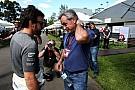 IndyCar Sainz: