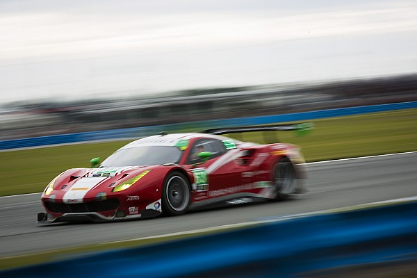 IMSA Daytona 24 Hours: Hr22 – WTR leads overall, disaster for Scuderia Corsa