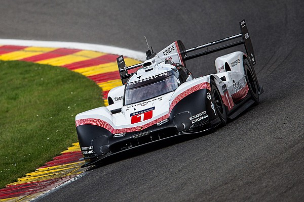 WEC Últimas notícias Porsche LMP1 modificado quebra recorde de Hamilton em Spa