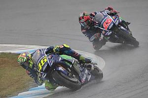 VIDEO: Perbedaan set-up motor MotoGP dalam kondisi hujan