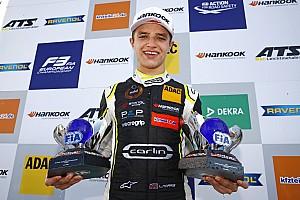 FIA F2 Noticias de última hora Norris debutará en F2 en Abu Dhabi