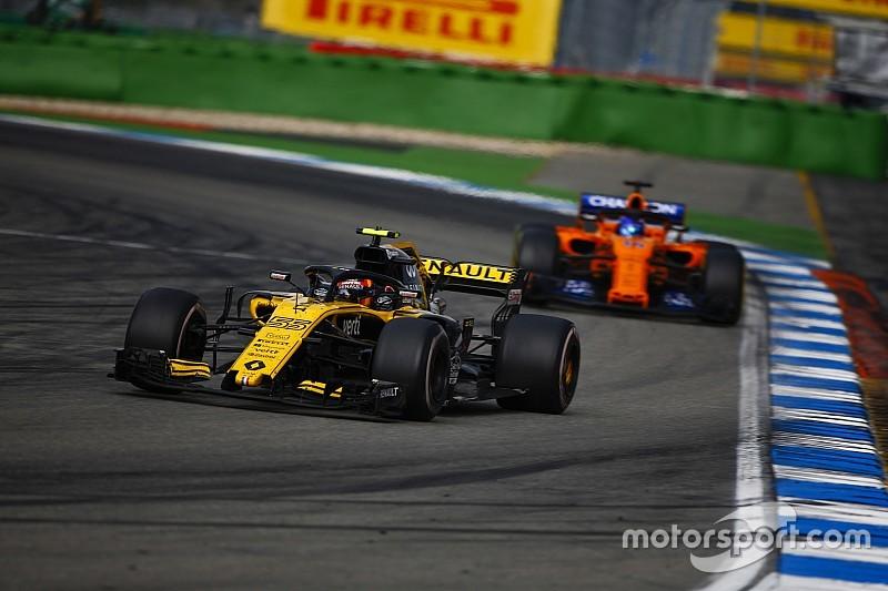 Баттон натякнув Сайнсу, що McLaren треба роки для повернення