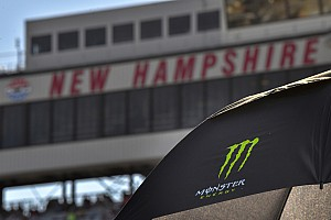 NASCAR Cup Breaking news Start of Sunday's Cup race at New Hampshire moved up an hour