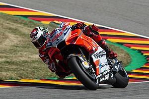 MotoGP Réactions Lorenzo, troisième sur la grille :