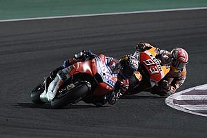 Dovizioso, Marquez'in Katar performansından dolayı endişeli