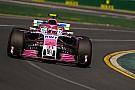 Formule 1 Ocon :
