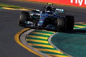 Формула 1 Новость Боттас разбил машину в квалификации Гран При Австралии