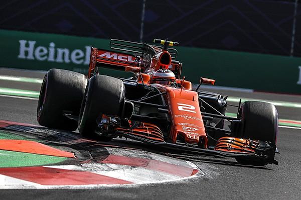 Формула 1 Колонка Вандорна: нестача швидкості - великий мінус у Мехіко