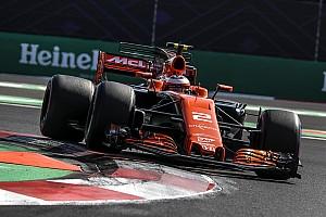 F1 Artículo especial La columna de Vandoorne: 'La falta de velocidad punta fue un hándicap en México'