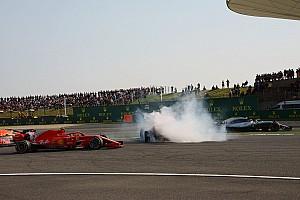 Fórmula 1 Declaraciones Hamilton tuvo miedo de chocar con Vettel o Verstappen