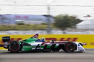 Формула E Отчет о тестах Пилот Audi Мюллер стал лучшим на тестах Формулы Е с рекордом трассы