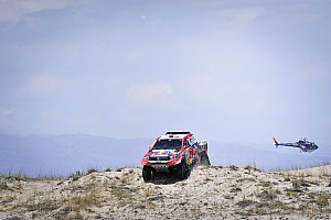 Dakar ステージレポート ダカール12日目:トヨタのアル-アティヤ最速もサインツ総合首位揺るがず