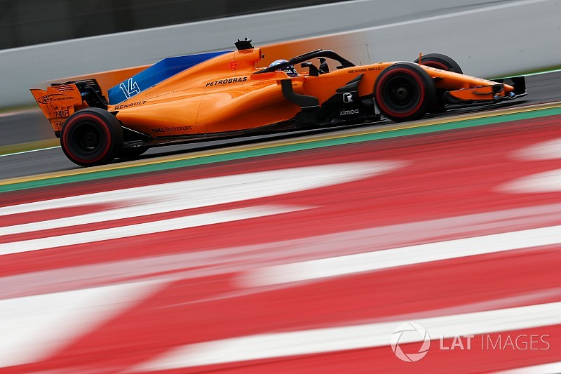 Vandoorne ve Alonso dördüncü günün ardından çok mutlu