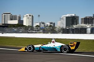 IndyCar Noticias Harding todavía debe mejorar mucho, acepta  Gabby Chaves