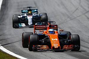 Formule 1 Actualités McLarenne ferme pas la porte à un retour de Hamilton