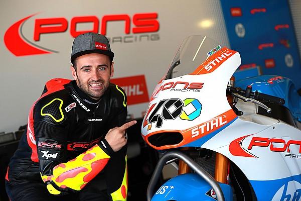Hector Barbera: Helfen die MotoGP-Erfahrungen in der Moto2?