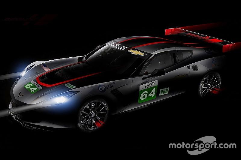 Corvette Racing al via della gara di Shanghai del FIA WEC