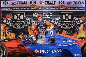 IndyCar Réactions Dixon a profité de sa voiture