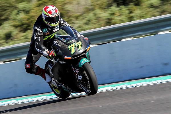 Moto2-Pilot Dominique Aegerter