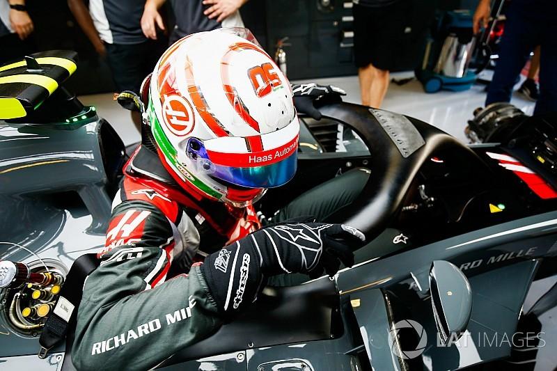 Haas, artık cuma antrenmanlarına başka bir pilotla katılmayacak